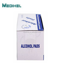 ce&iso approved alcohol pad swab