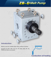 Gear pump for various melt extrusion machine price