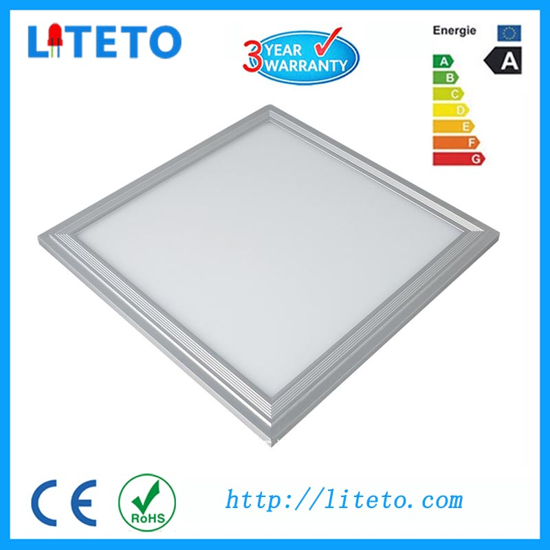 Hengda led light ld-4625 surface slim 36w dimmable square 600x600 led panel light CE RoHS