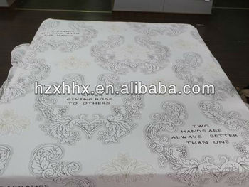 2013 new colorful 100%polyester knit mattress fabric