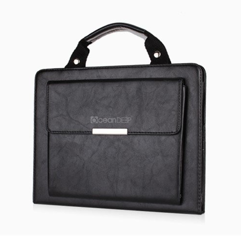 black color handbag cover for ipad 4