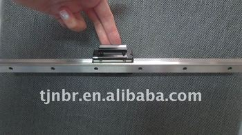 Samick linear motion guide rail and slide block bearing