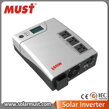 MUST Inverter 720w 12VSolar Energy inverter solar power system