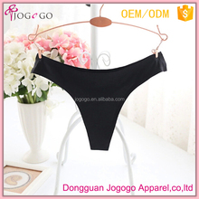 wholesale comfortable seamless underwear invisible sexy girls g string