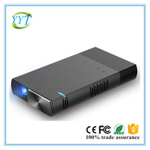 2017 new HD DLP projector S1 connect to iphone and android phone wirelessly