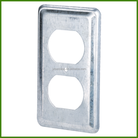 4X2 Inch Handy Utility Rectangle Junction Box Cover