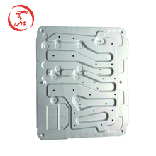China supplier sheet metal fabrication metal stamping parts for machinery spare parts