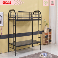 Morden very strong simple design heavy duty cheap metal stackable bed