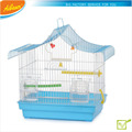 Decorative Metal Bird Cage 33.5X24X38cm