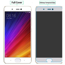Color Tempered Glass Screen Protector For Xiaomi Redmi 4 Pro 4X 4A 3S 3X Note 4 Global Version Mi5 Mi5S Plus Mi6 Full Cover Film