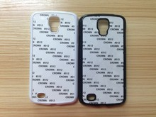 High quality 2D blank sublimation cell phone cover for Samsung GALAXY S4 Active (I9295)