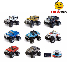 Most popular toys 2.4 ghz 5ch mini rc car 1:58 scale hummer front rear lights 27 35 40 49mhz drift rc car wheels best Xmas gift