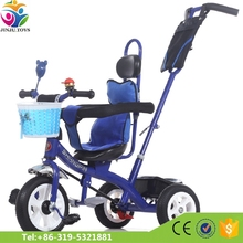 full function kid trike/kid tricycle/children ride on toy tricycle with wagon