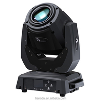 2015 HOT SALE Beam Light 2R 132 Watt LED Moving Head Stage Light,Double Prizms+Frost
