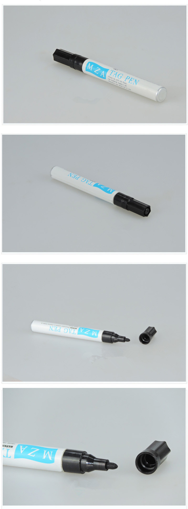 Animal ear tag marker pen