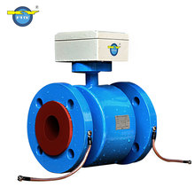 Ex-Proof IP68 Housing Electromagnetic Flow Meter For Chemical Solution
