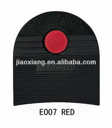 E007 Shoe accessories heels rubber soles material to repair outsole