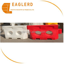 High quality Road safety traffic water filled plastic barrier supplier