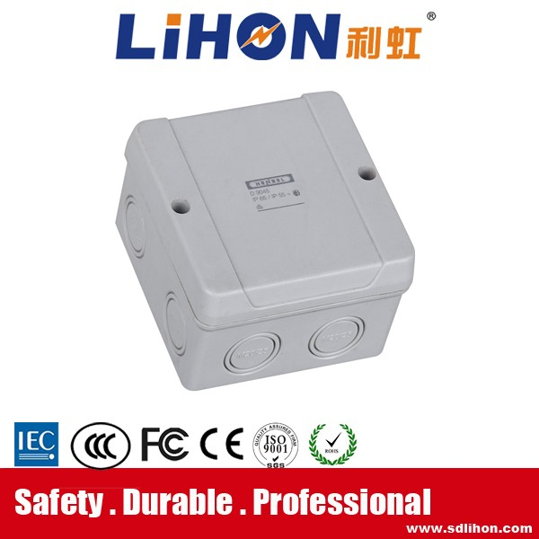 47 * 19.5 * 29.5 size house used JK terminal electrical junction box