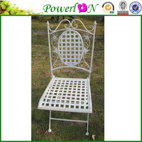 Discounted Nice White Square chair foldable