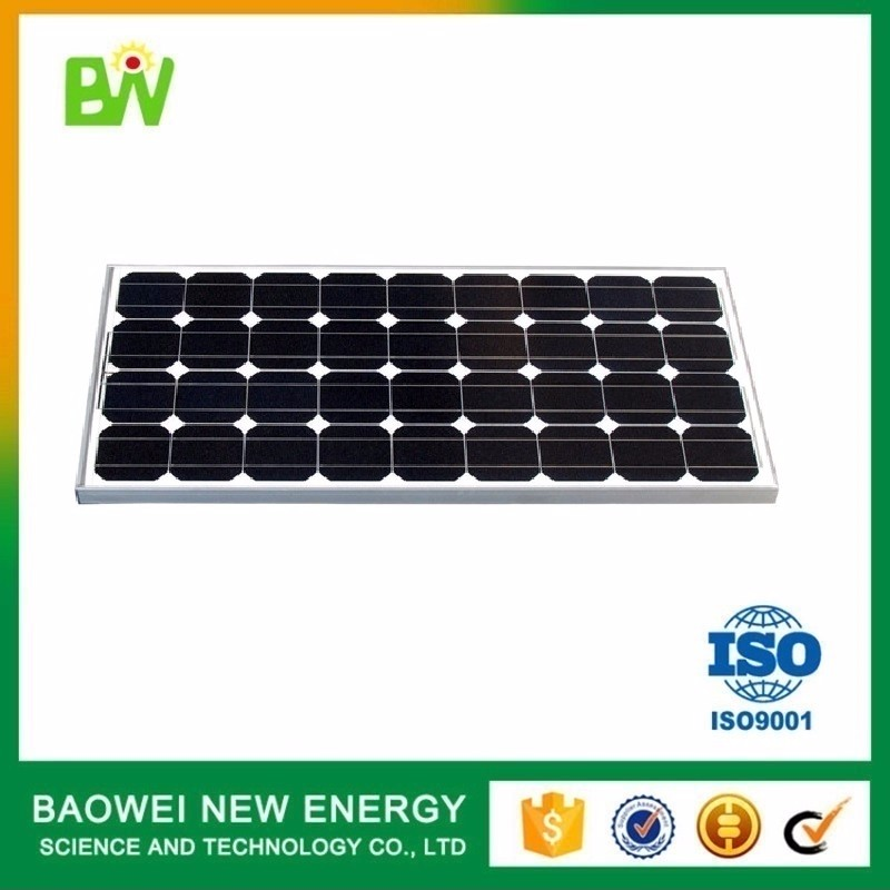 High Quality black PV monocrystalline solar panel module 260w aluminum frame with factory price