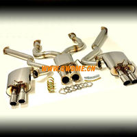 Auto muffler exhaust system for Holden VE
