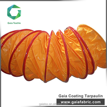 100% Polyester nylon flexible fabric air duct