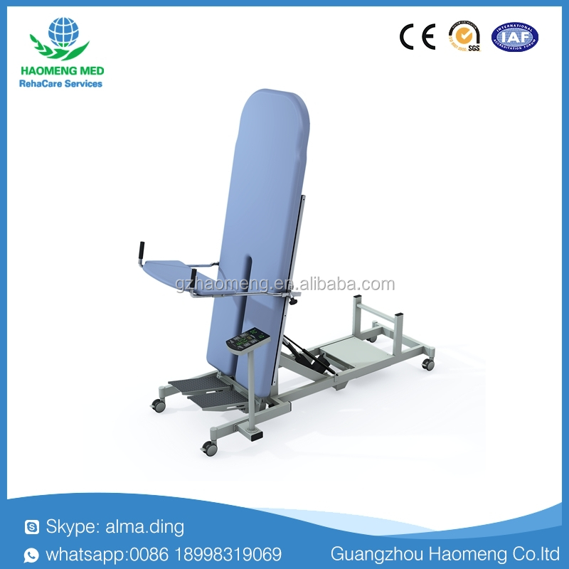 Hot selling Electric Medical Tilt Table with high quality