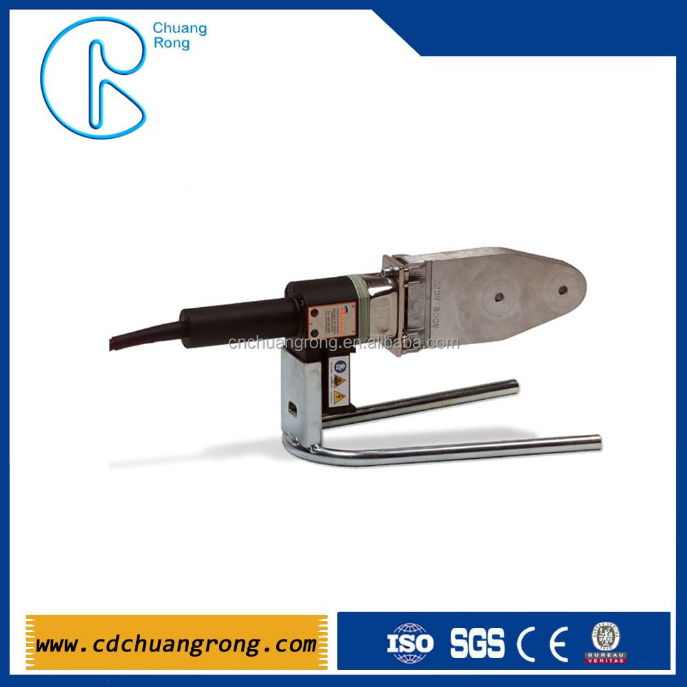 R 25 PPR plastic pipe socket weld joint machine