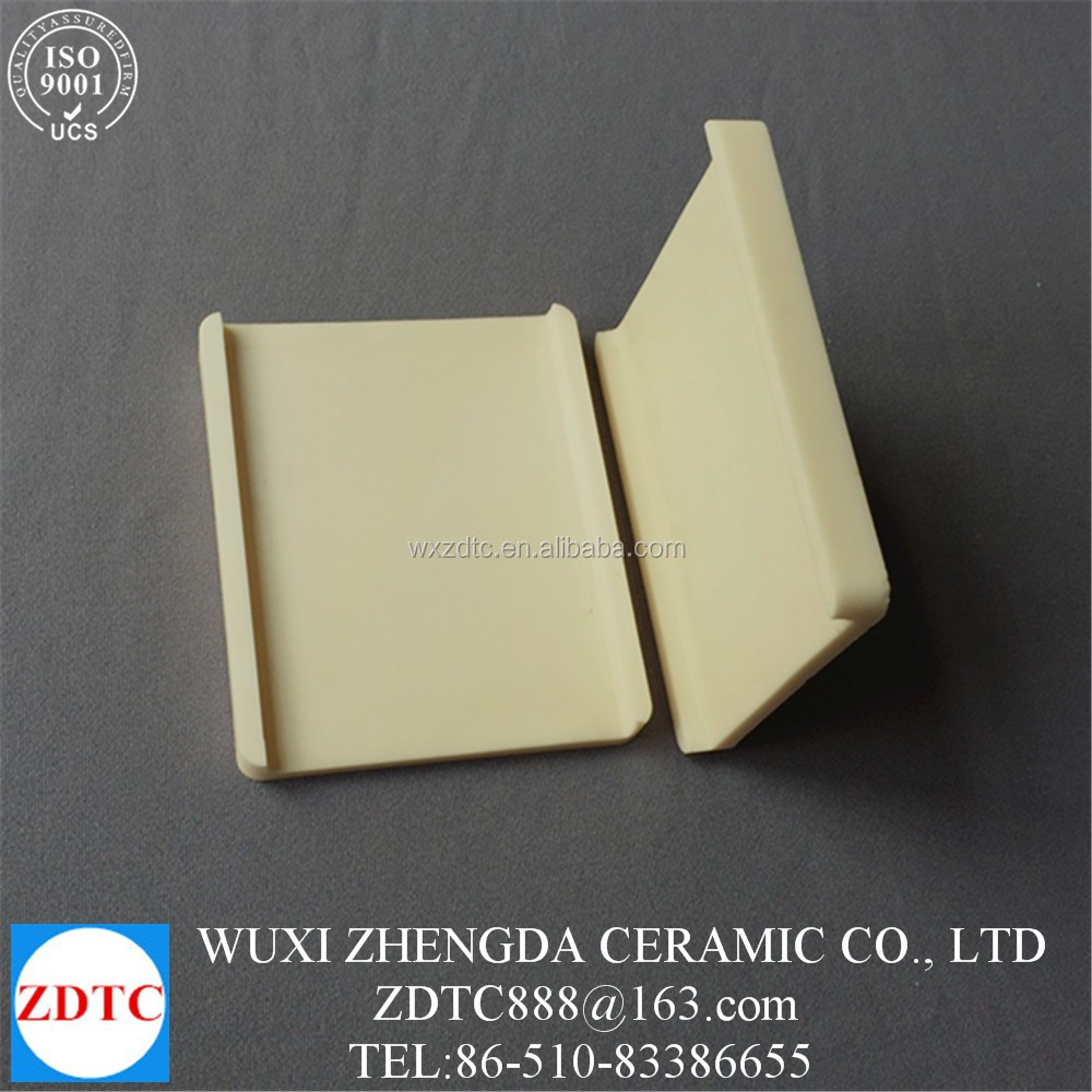 ceramic wholesale 99.5% Alumina Ceramic crucible