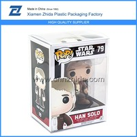 Funko Pop Starwars Hard Plastic Display