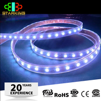 SMD5050 24V waterproof flexible outdoor led tape light