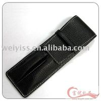 middle style black plastic pen holder for promotion gifts2012
