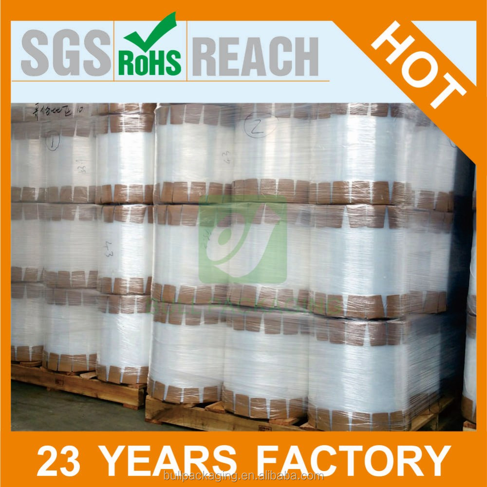 LLDPE Shrink Wrap/ Pallet wrapping Casting Wrap Plastic stretch film Jumbo roll/Mother roll