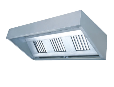 Vnts041 Commercial Restaurant Stainless Steel Hood System
