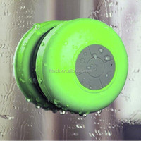 Hot Sell Protable Home Design Waterproof Speaker Wireless Bluetooth Handsfree Mic Suction Speaker Shower Water Speaker