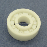 608 Roller Hockey Wheel Ball Bearings with Ceramic Material