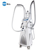 Cooling device fat burning machine fat reducing body shaping cellulite reduction rf velashape beauty salon equipment