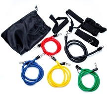 Wholesale Black GYM Exercise Resistance Band For Body Building OEM Service Best Price