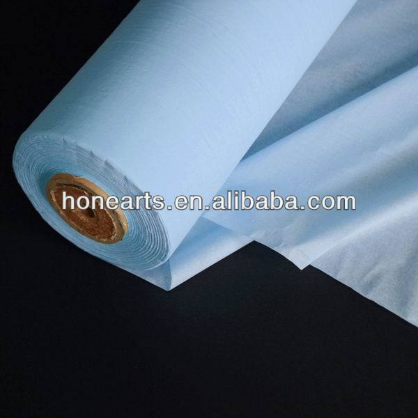 high quality tissue paper with one side gloss
