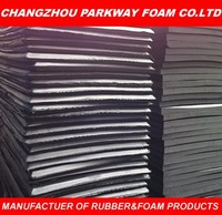 OEM Supply Die Cutting EPDM Rubber Foam/high density epdm sealing strip