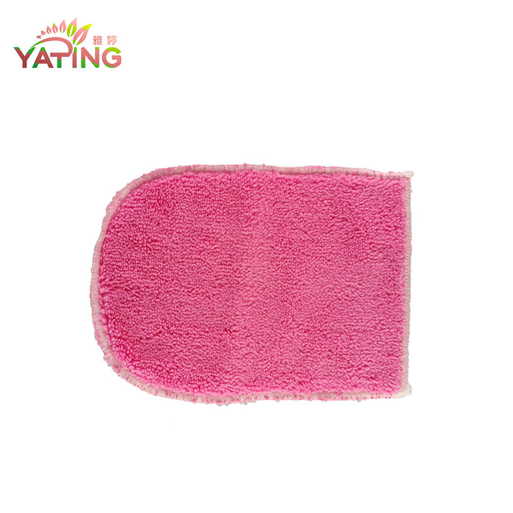 China made microfiber face cleansing makeup remover towel cloth