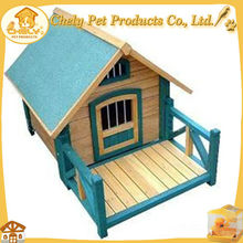 Cheap Unique Dog House With Balcony Dog Kennel Pet Kennel Pet Cages,Carriers & Houses