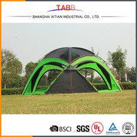 High quality outdoor waterproof unique custom folding tent