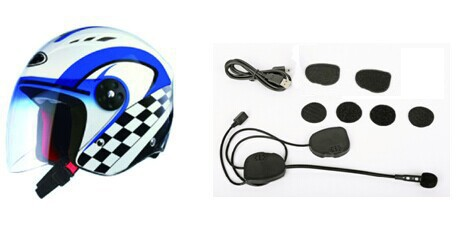 new products for 2016 2 way intercom /bluetooth earphone/headset/interphone for motorcycle helmet