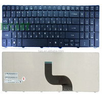 Hot Laptop keyboard for ACER AS: Switch 10 SW5-011 SW-012 keyboard series rus black +cover C