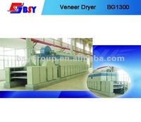 slicing veneer drying machine