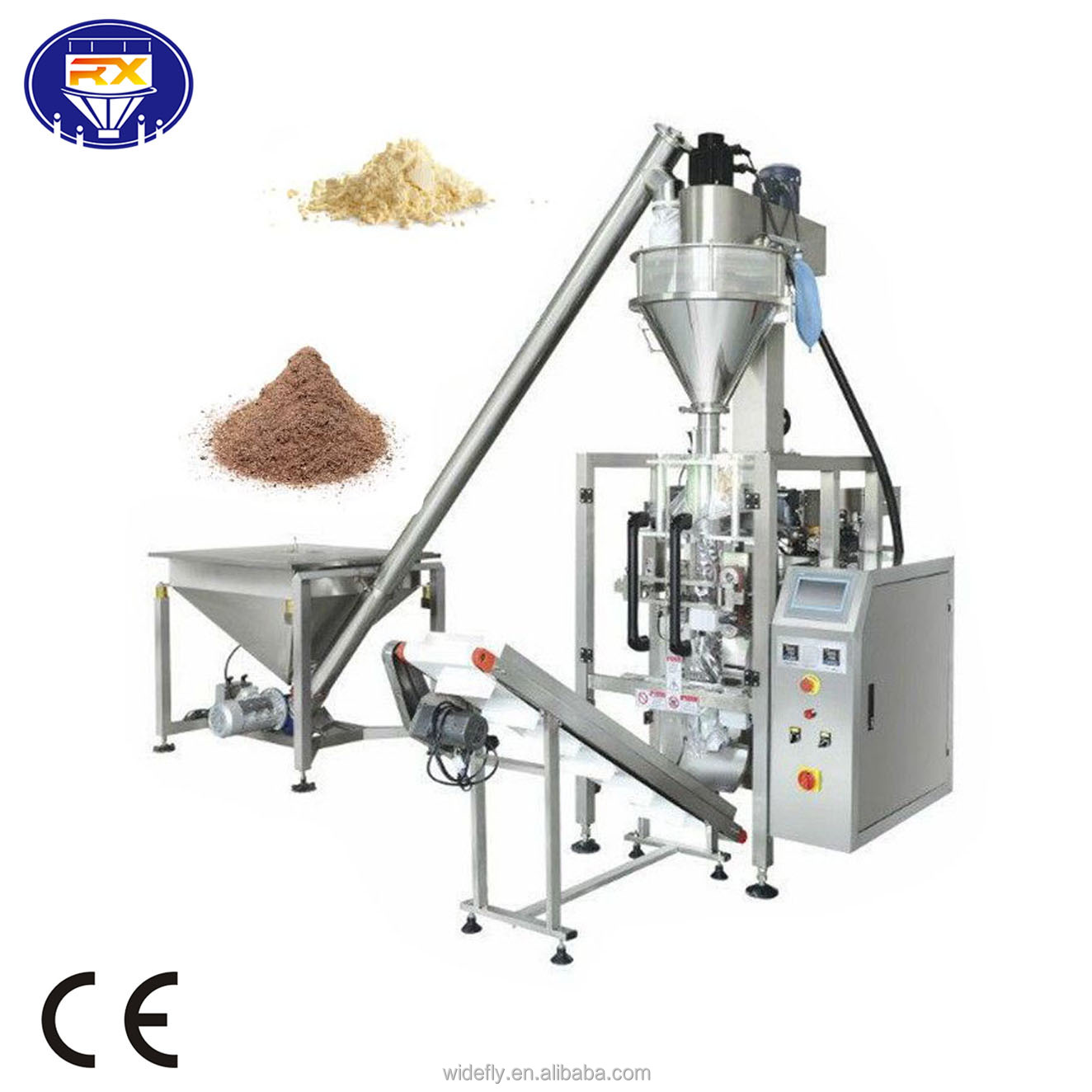 China automatic low cost small packaging machine for powder granule
