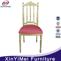elegant beautiful metal napoleon chairs for sale