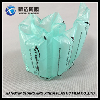 25x12cm Protective Packing Air Cushion Film Material For Filling Void